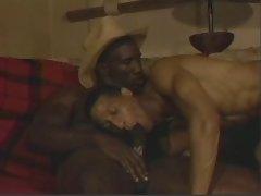 Ebony cowboy Bobby Blake