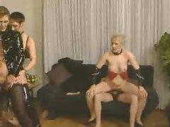 Grannies' Sex Party