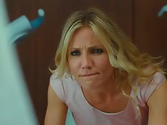 Christine Smith Topless Exposed Big Breasts In Bad Teacher