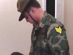 Military Cockhunters scene 3