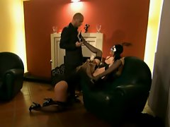 Marvellous italian threesome with a blonde and a brunette