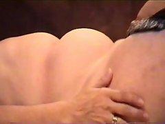 DARLA HOT AND SEXY IN HER LEOPARD SKIN NIGHTIE