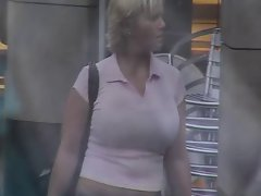 BEST OF BREAST - Busty Candid 11