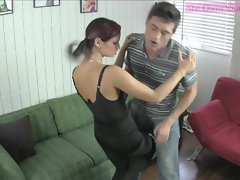 Teasing Ballbusting Face Sitting Ashely Sinclair preview 2