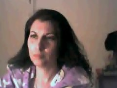 Dorina Popa on webcam