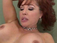 Cougar Sexy Vanessa banged hard