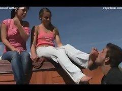 Lena Nicole Foot 5