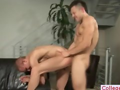 Two amazing guys fucking and sucking part2