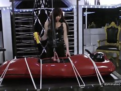 The Rubber Bag -  Under Total Control!