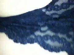 Wife&amp,#039,s bum in her sexy panties