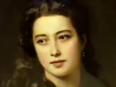 Famous Faces of Women in the Arts