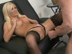 Tasha Reign and Peter North
