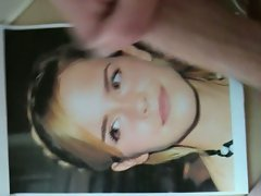 Emma Watson Gets A Face Full...