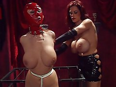 I want to be your bondage doll