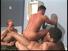 Army boys love it hard