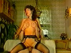 80's clip from germany with a watcher