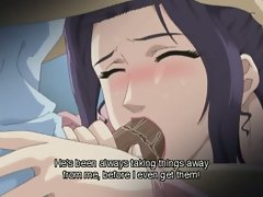 Anime babe wants to suck big hard dicks