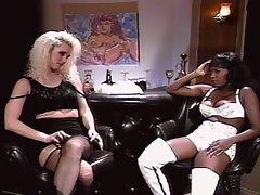 Black jack lesbian interracial friends