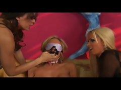 Extreme hardcore sex-three horny lesbians babe fingering and toying