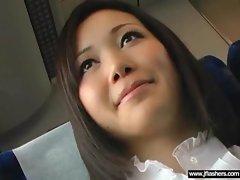 Asians Flashing Body And Getting Bang clip-05