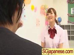 Teen Asian Schoolgirl Get Bang Hard clip-06