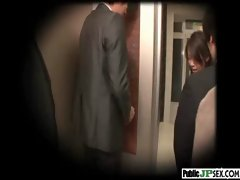 Outdoor Cute Japanese Girl Get Sex clip-34