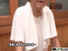 Outdoor Cute Japanese Girl Get Sex clip-07