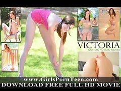Victoria hot sexy beautiful breasts