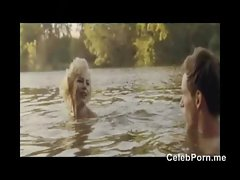 Michelle Williams nude in My Week with Marilyn