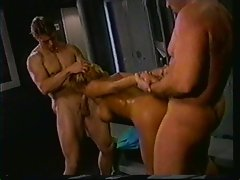 Cricket the Nurse Double Penetration with Marc Davis and other Guy