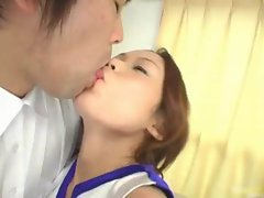 Kaoru Mugi Sweet Asian teen is sexy