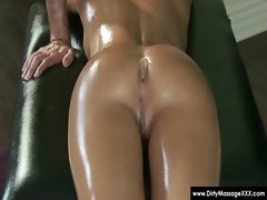 Dirty Masseur - Horny masseuses handobs and get fucked 26