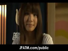 Public Sex in Japan - Asian Teens Exposed Outdoor 27