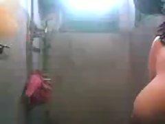 xXxShweta Punjabi Bathing clip xXx {sexysite.in}