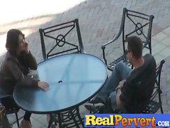 Amateur Teen Girls Get Fucked By Voyeur clip-01