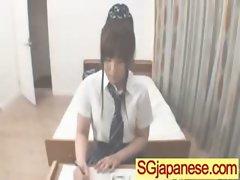 Teen Asian Schoolgirl Get Bang Hard clip-35