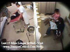 Woman Tricked by Gynecologist