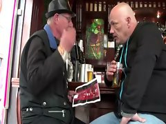 Old guy finds a good Amsterdam hooker