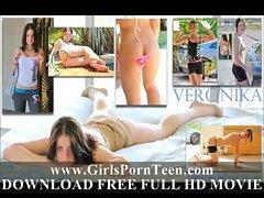 Veronika girls masturbating babe