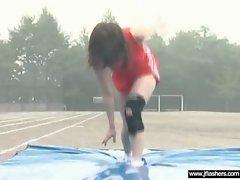 Sexy Teen Japanese Flashing Body In Public movie-13