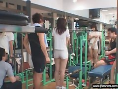 Sexy Teen Japanese Flashing Body In Public movie-01