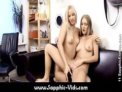 Pretty Lesbians Doing It Right - Sapphic Erotica 19