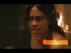 Rosario Dawson Desnuda y Follando en Alexander