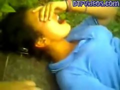 DTFVideos.com Indian Public Scandal Outdoors