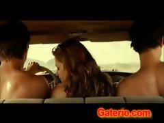 Kristen Stewart Desnuda en Topless