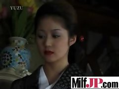 Cute Japanese Milf Girl Get Fucked Hard clip-12