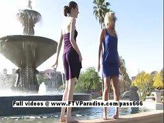 Isobel Tender Gorgeous Naked Girls
