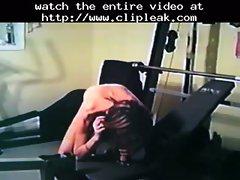 Cumming To Workout 2
