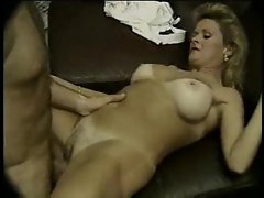 Classic milf pornstar does a tasty job of pleasuring him