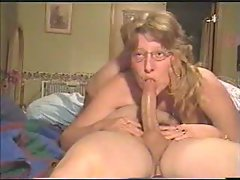 She can take that entire cock down